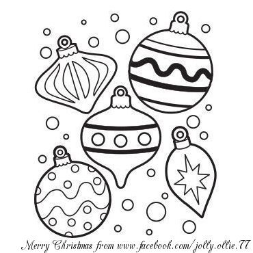 370x370 Christmas Coloring Pages For The Kiddiesgrandkids Just Print