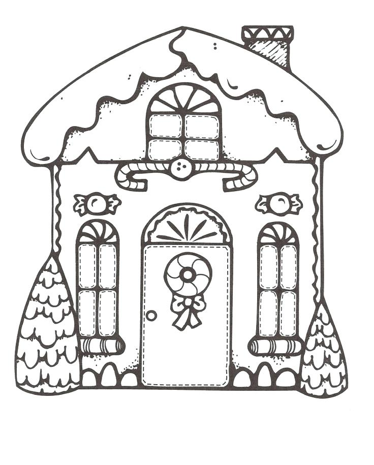 736x915 Coloring Page House House Coloring Pages Printable Free Printable