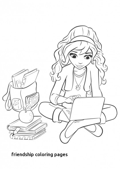 418x591 Dolly Friends Coloring Pages Adult Coloring For Friendship