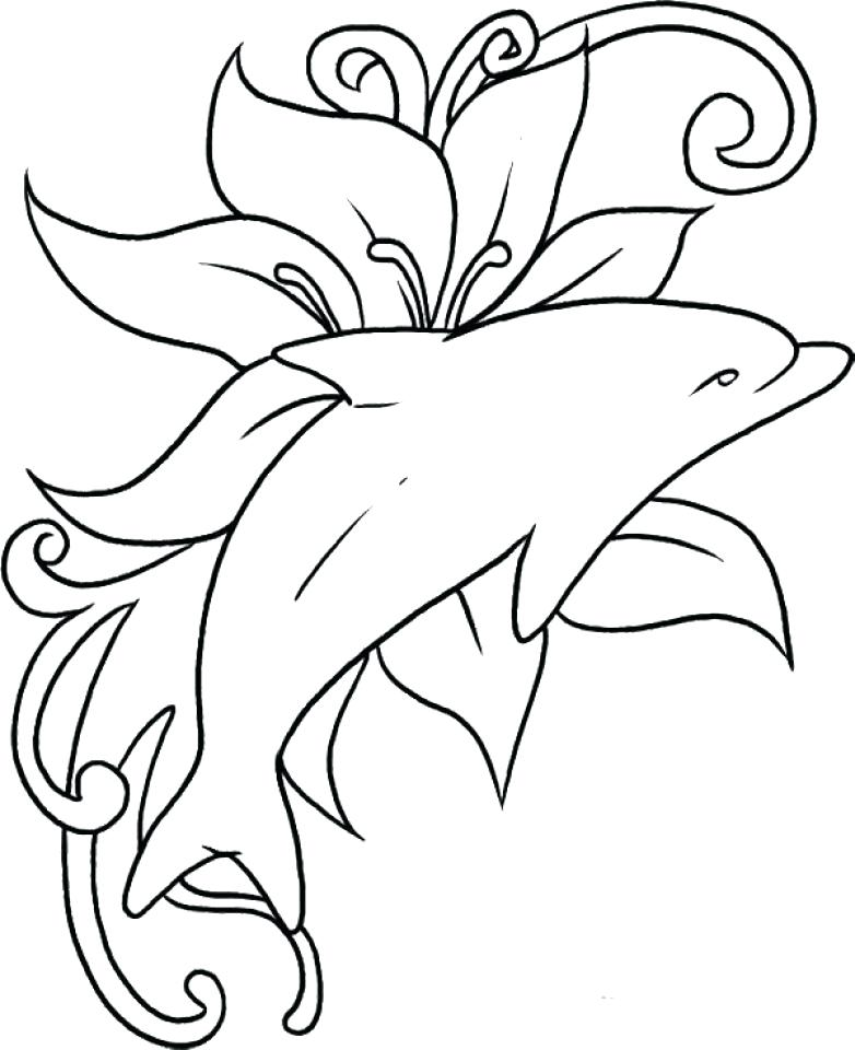 782x960 Dolphin Tale Coloring Pages Get This Printable Dolphin Coloring