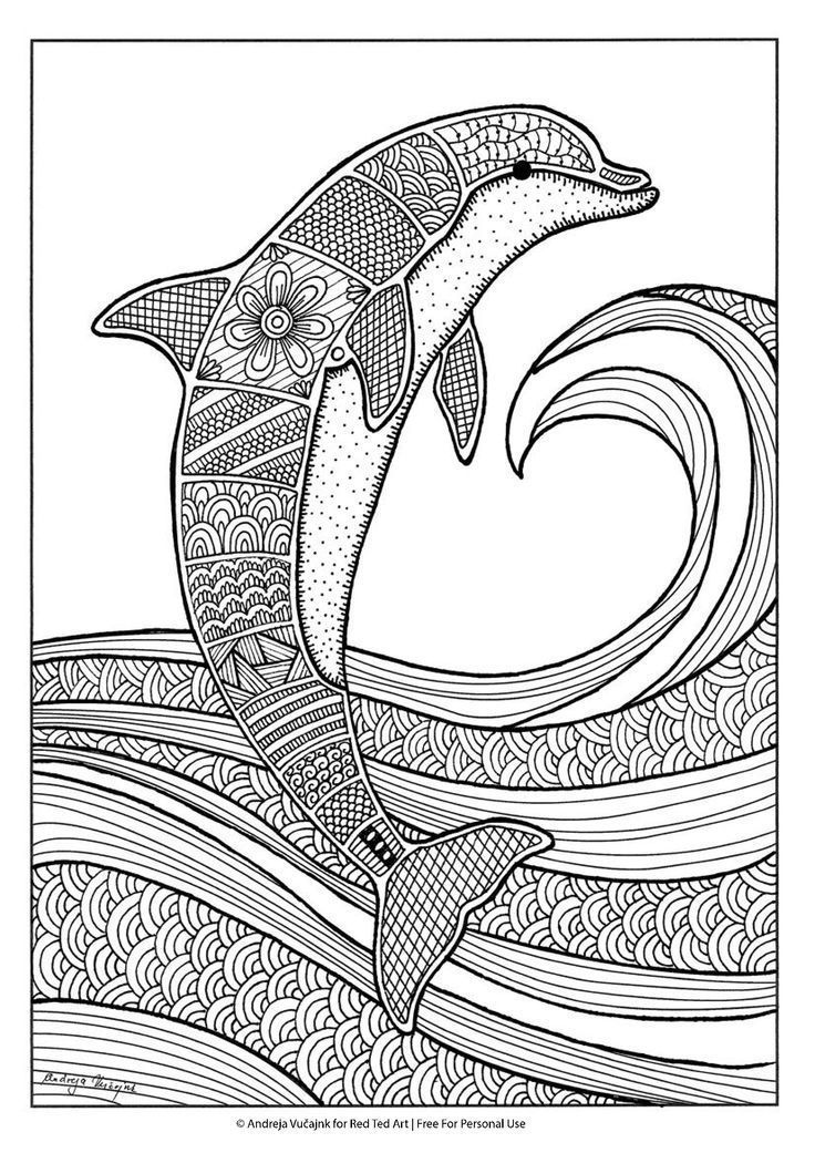 736x1041 Free Colouring Pages For Grown Ups