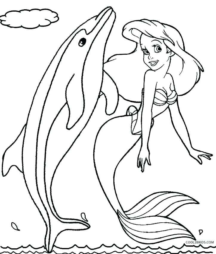 724x850 Dolphin Tale Coloring Pages Dolphins Coloring Pages Mermaid