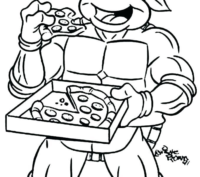 678x600 Download Ninja Turtle Coloring Pages Teenage Mutant Ninja Turtles