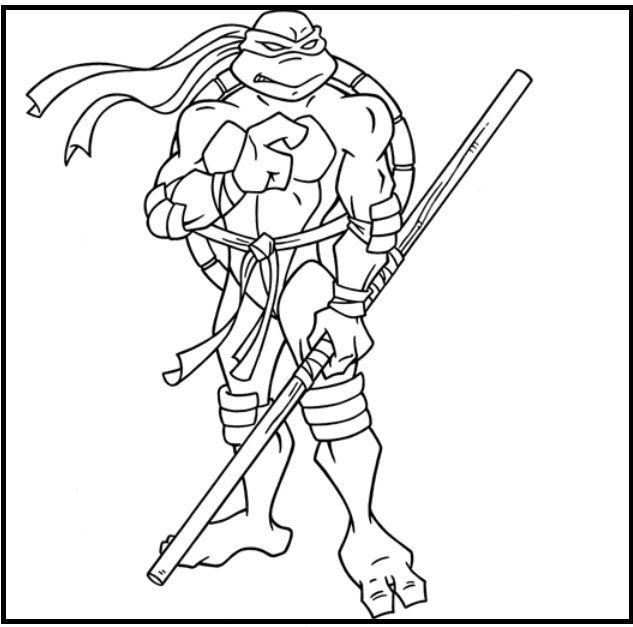 633x627 Mejores De Teenage Mutant Ninja Turtles En