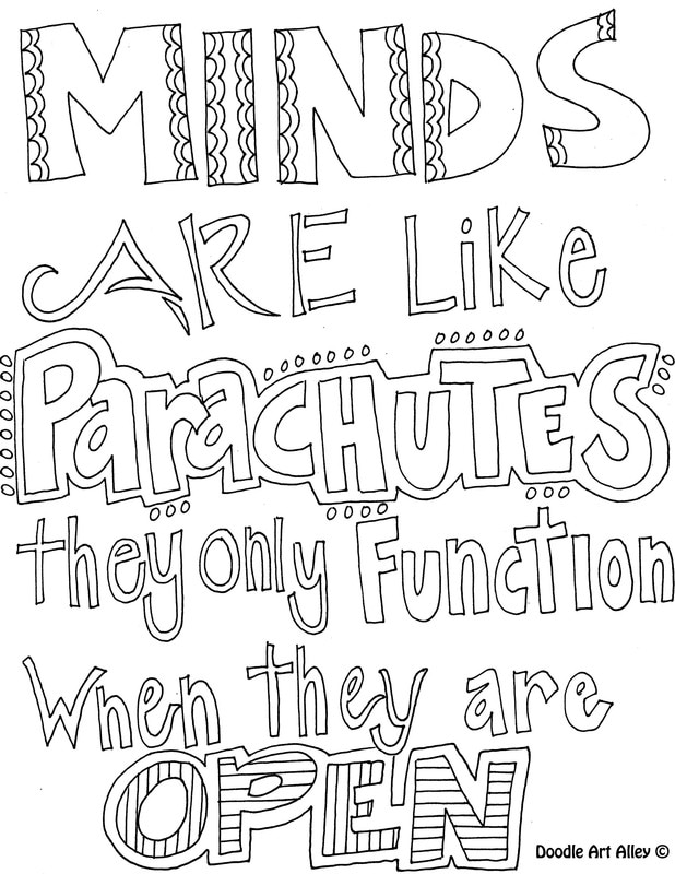 618x800 Learning Quote Coloring Pages