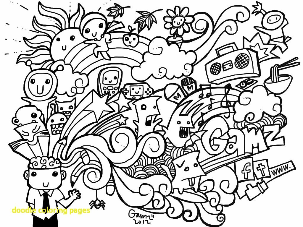 1024x768 Doodle Coloring Pages With Free Doodle Art Coloring Pages Coloring