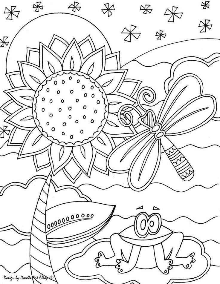 736x951 Happybirthday Doodle Art Alley Birthday Mandalas