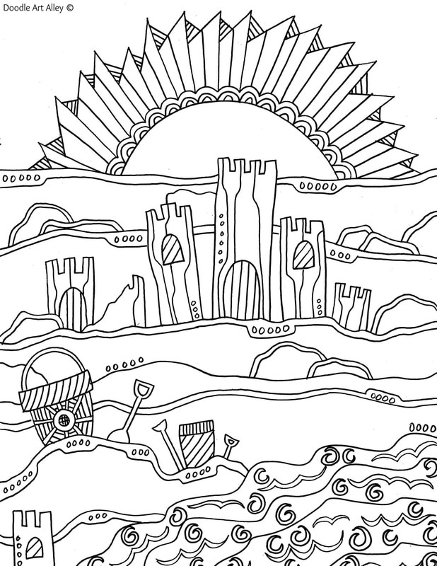 618x800 Free Coloring Pages