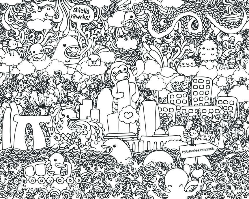 863x690 Back To School Coloring Pages Classroom Doodles All About Me