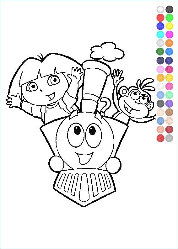 567x794 Dora Coloring Pages Games Dora Games Coloring Pages Dora