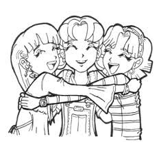 Dork Diaries Coloring Pages Online