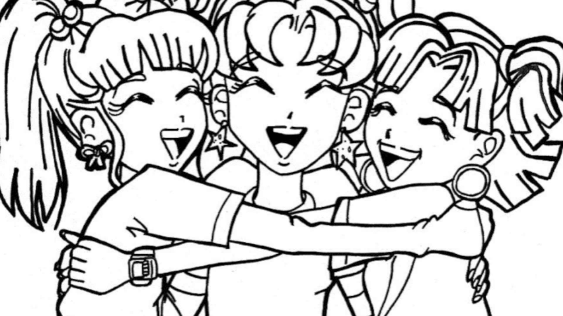1920x1080 Dork Diaries Coloring Pages Fresh