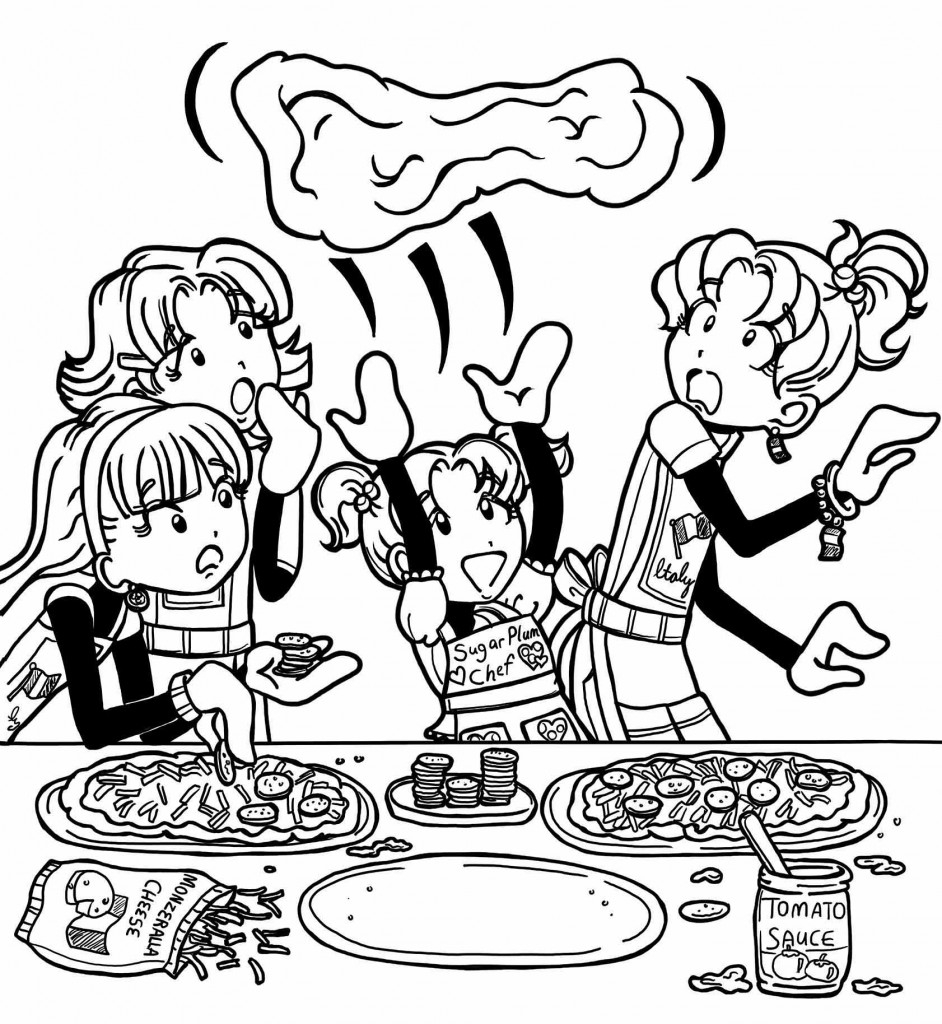 942x1024 Dork Diaries Coloring Pages Gallery Free Coloring Pages Download