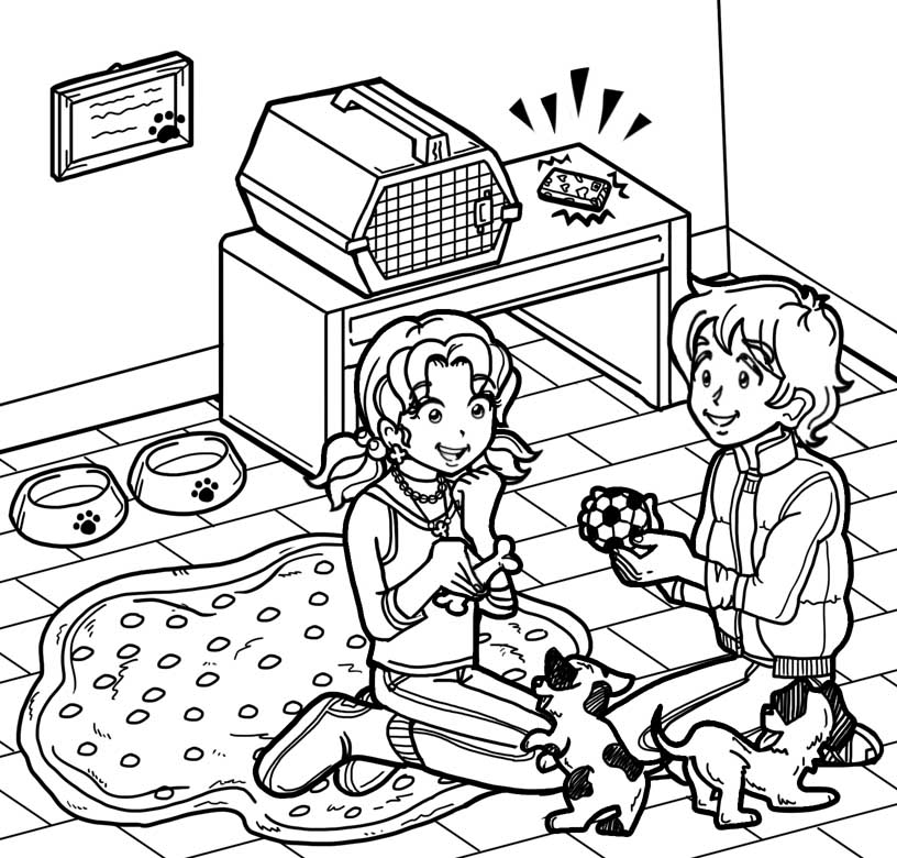 816x780 Dork Diaries Coloring Pages Luxury I Think Chloe And Zoey Are Mad