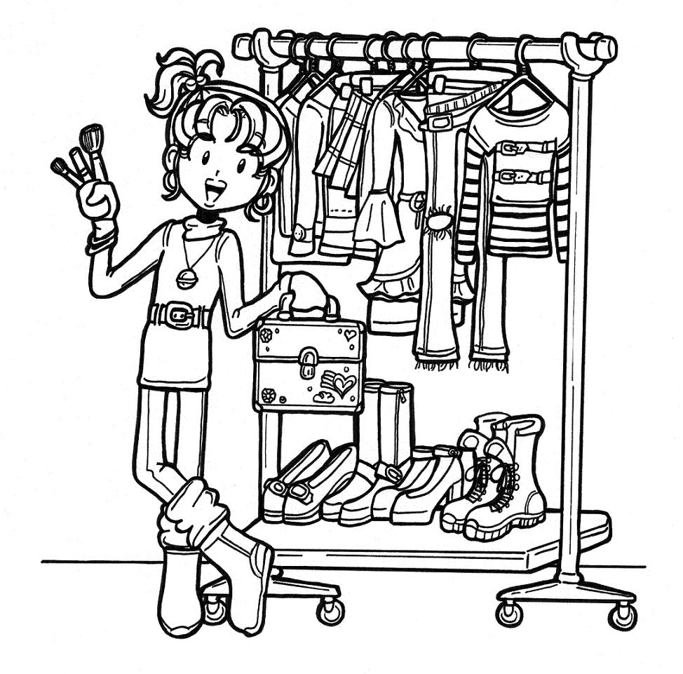 974x961 Luxury Dork Diaries Coloring Pages Colouring To Beatiful My Diary