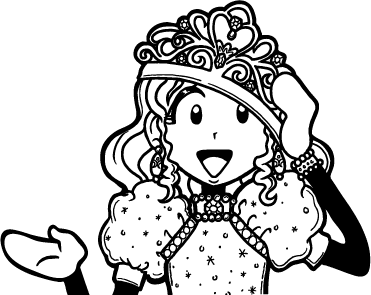 371x295 Dork Diaries Coloring Pages Books