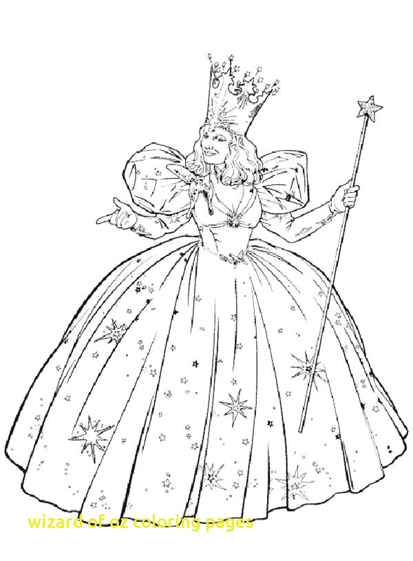 600x815 Wizard Of Oz Coloring Pages With Coloring Pages Wizard Oz Wizard