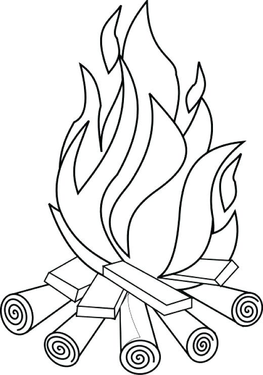 520x743 Bass Coloring Pages Double Bass Coloring Page Pictures Camping