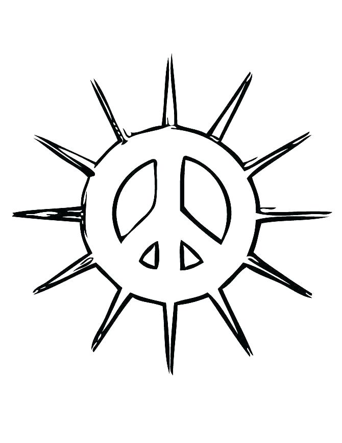 670x867 Peace Coloring Page Peace Coloring Page Cheap Peace Coloring Pages