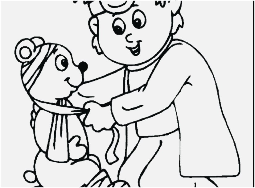 827x609 Doctor Coloring Pages Pictures Coloring Page Doctor Coloring Page