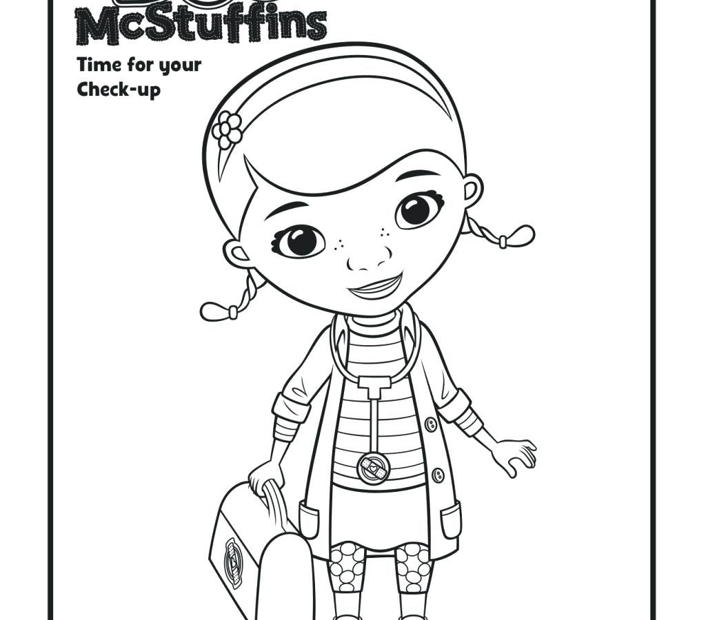 1024x900 Dr Mcstuffin Coloring Pages Fototo Me Inside All Coloring Pages