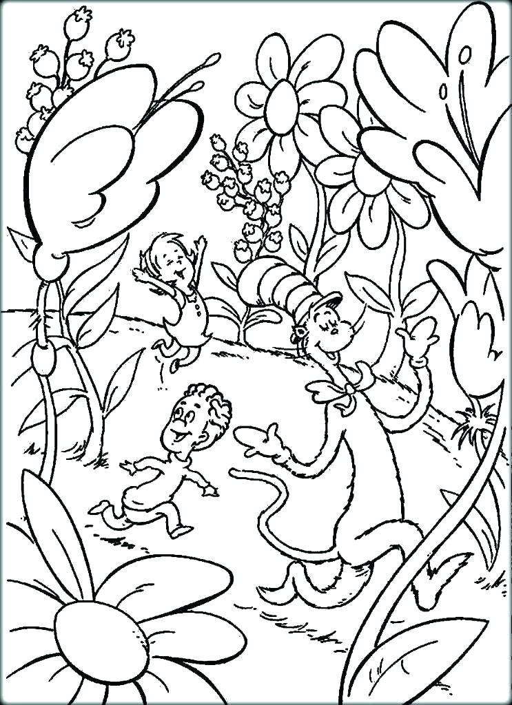 743x1024 Dr Seuss Printable Coloring Pages Printable Coloring Pages And Dr