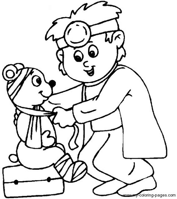 567x638 Dr Who Colouring Pages Best Dr Hospital Images