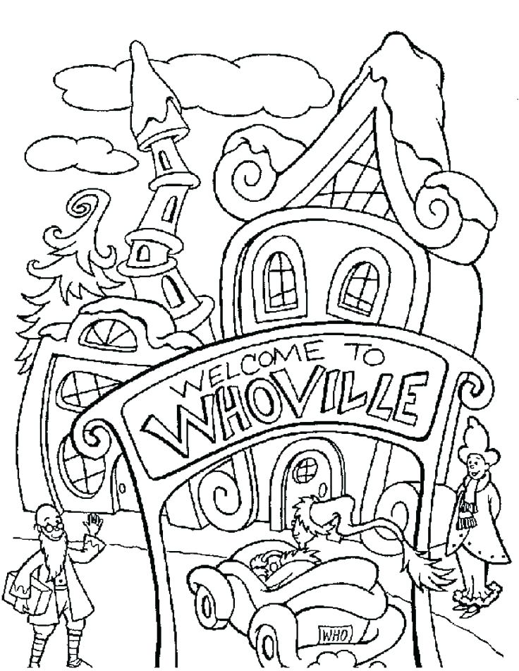 736x951 Dr Seuss Birthday Free Coloring Pages Free Printable Coloring