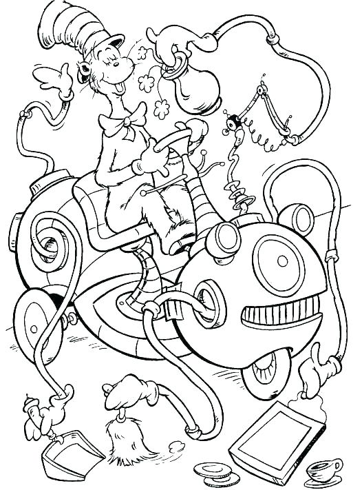 526x711 Dr Seuss Free Coloring Pages Free Printable Coloring Pages