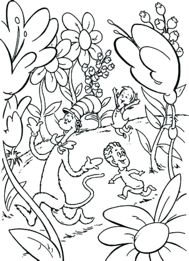 742x1024 Dr Seuss Birthday Coloring Pages Free Coloring Pages Free Print