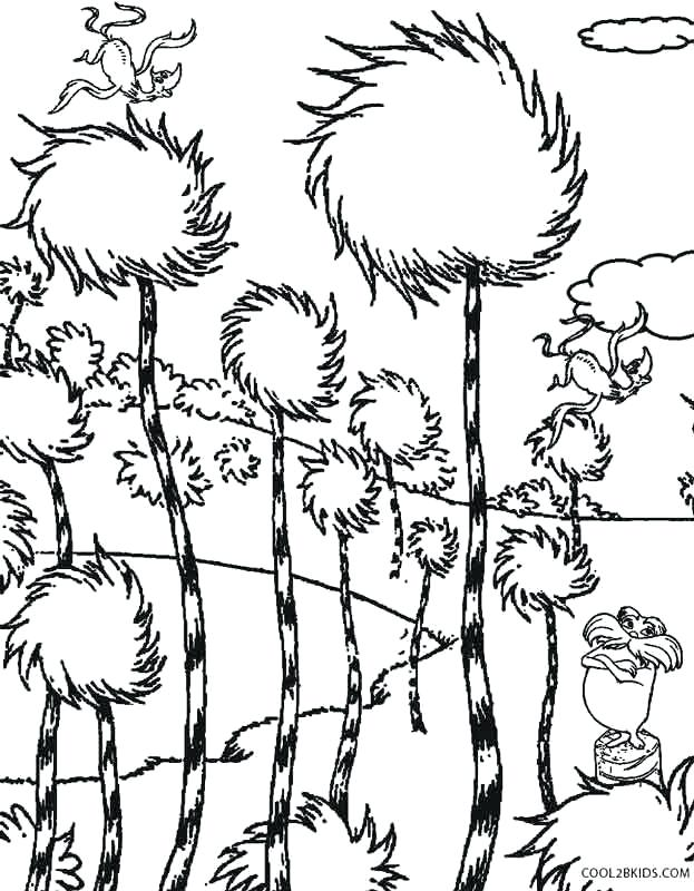 623x800 Dr Seuss Color Pages Printable Coloring Pages For Kids Coloring