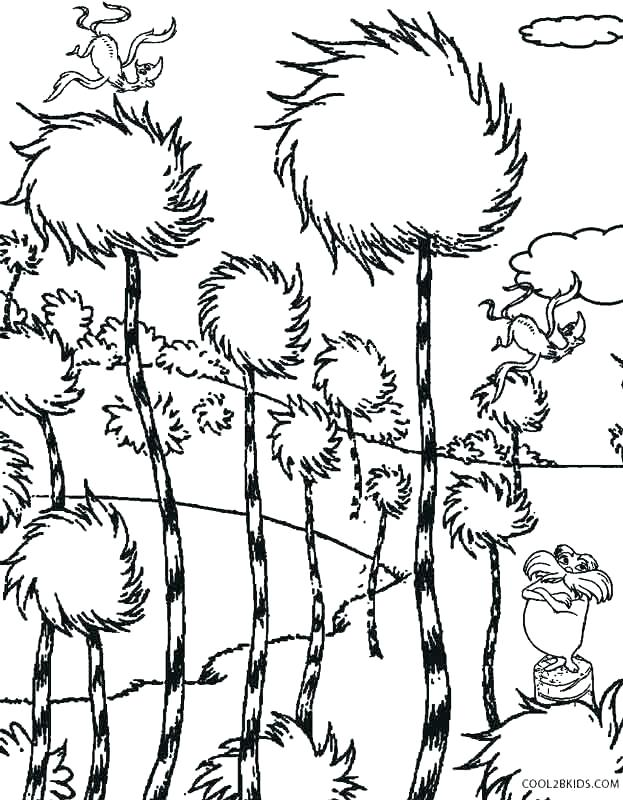 623x800 Dr Seuss Coloring Pages Also Coloring Pages Printable Free