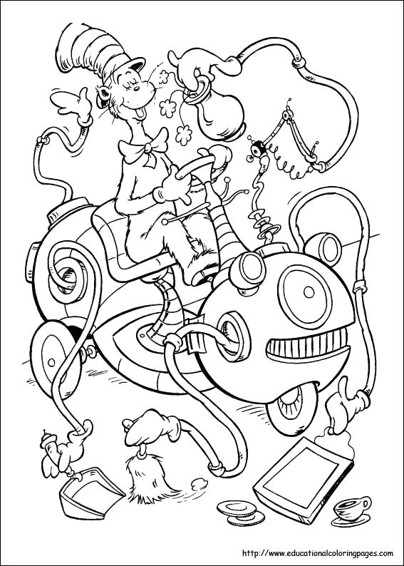 567x794 Seuss Coloring Pages Awesome Coloring Pages Cartoon Printable