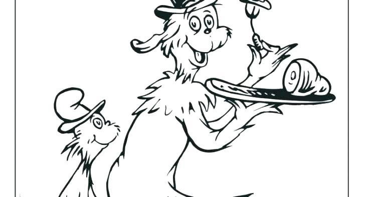 728x393 Dr Seuss Coloring Pages Pdf