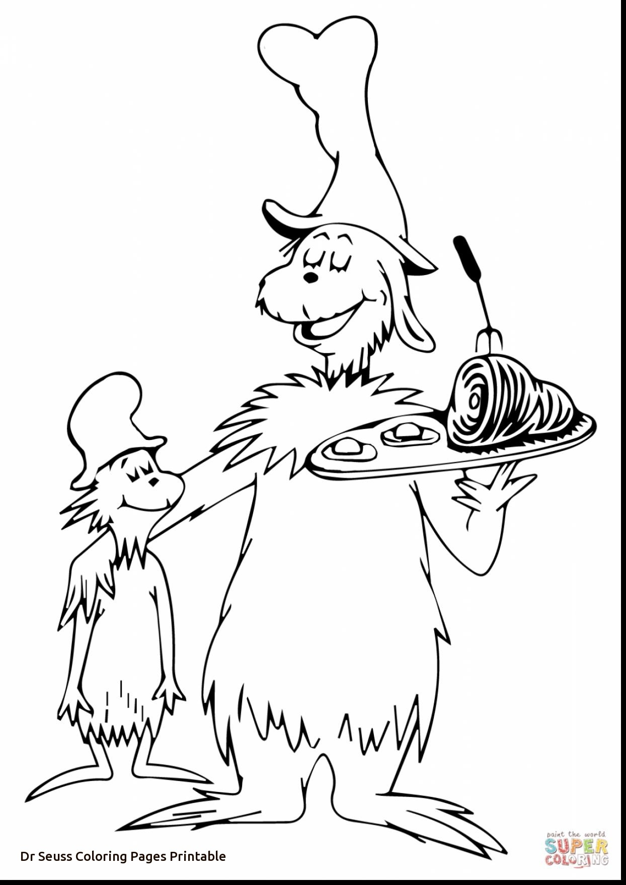 1244x1760 Dr Seuss Coloring Page Pages Sneetches For Free Hat Cat