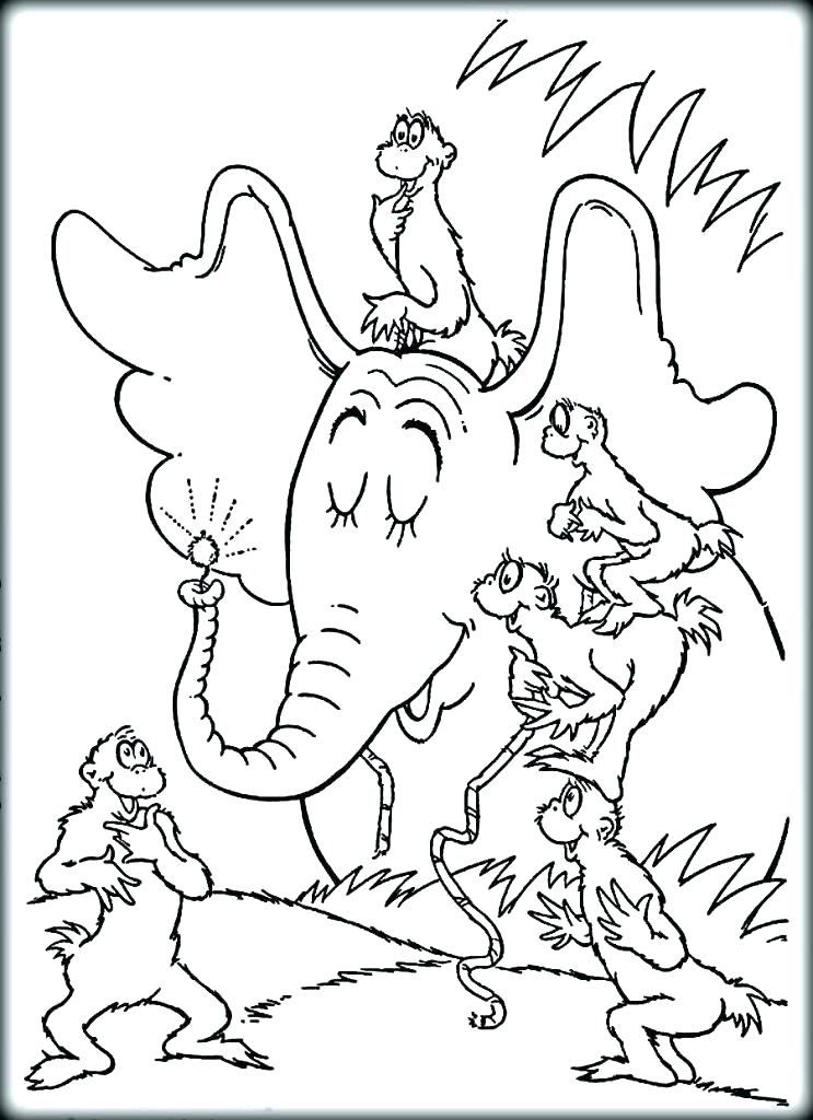 743x1024 Dr Suess Coloring Page Tke Bth Dr Seuss Coloring Pages Free