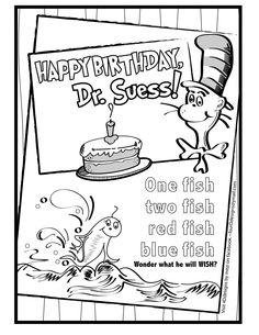 236x305 Dr Seuss Coloring Page {free}