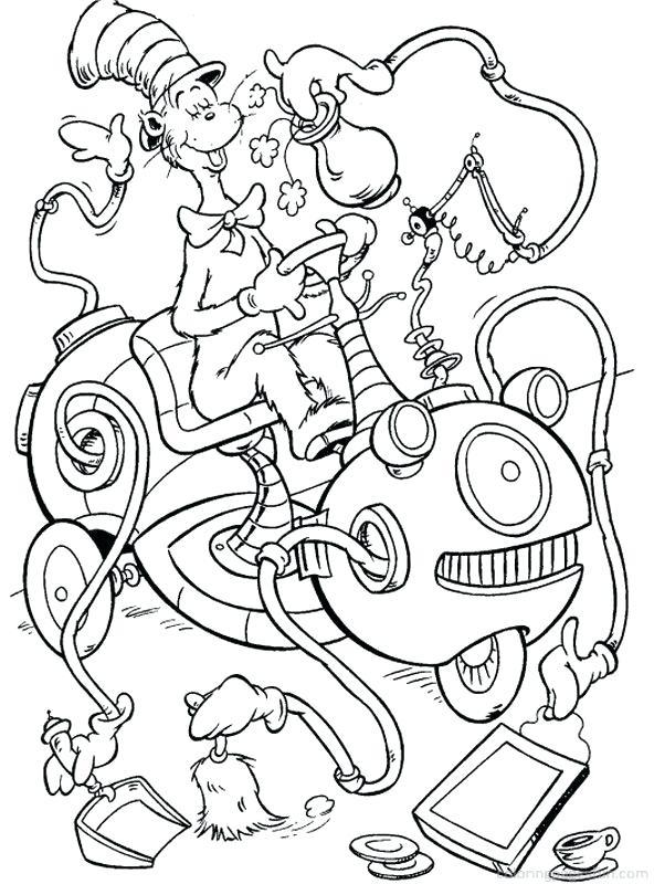 592x800 Dr Seuss Coloring Page Free Dr Seuss Coloring Pages High
