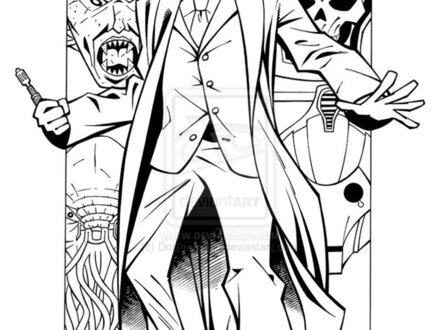 440x330 Dr Who Coloring Page, Doctor Who Coloring Pages Coloring Home
