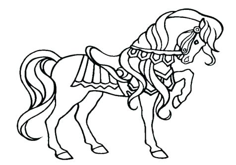 476x333 Draft Horse Coloring Pages Horse Printable Coloring Pages Horse