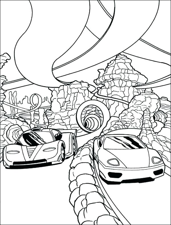 600x790 Race Cars Coloring Pages Coloring Pages Race Car Coloring Pages