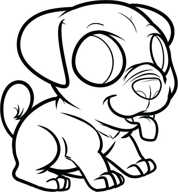 600x646 Dragoart Coloring Pictures Of Dogs