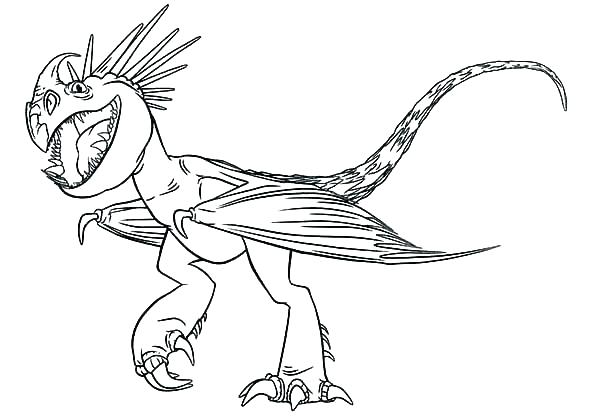 600x420 How To Train Your Dragon Coloring Pages Awesome Coloring Pages