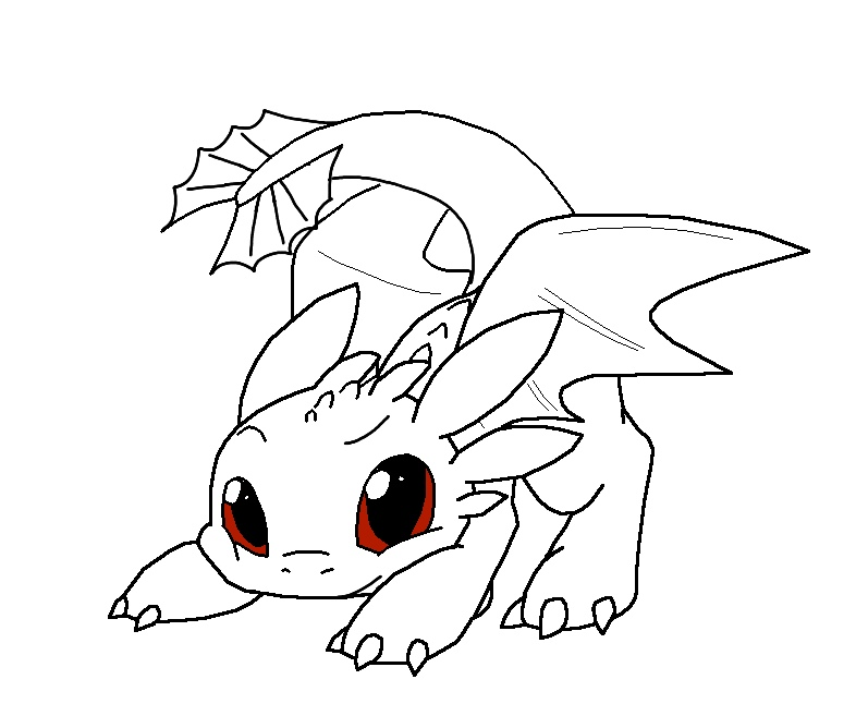 786x668 Cute Dragon Coloring Pages Cute Dragon Coloring Pages For Kids