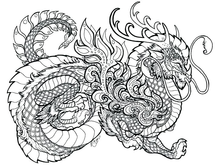 736x546 Dragons Coloring Pages Dragon Coloring Pages Dragons Coloring