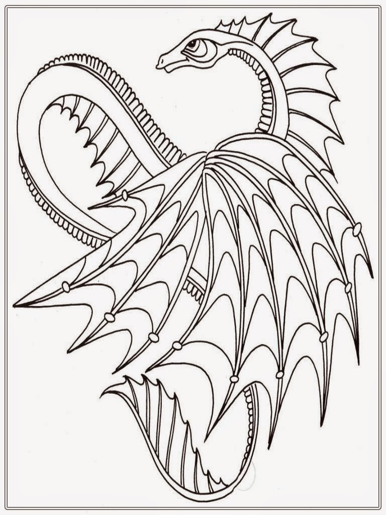 768x1024 Dragon Adult Coloring Pages Printable Artcommission Me Outstanding