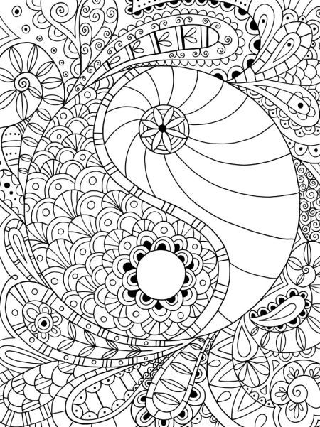 Dragon Adult Coloring Pages At Getdrawings Com Free For Personal