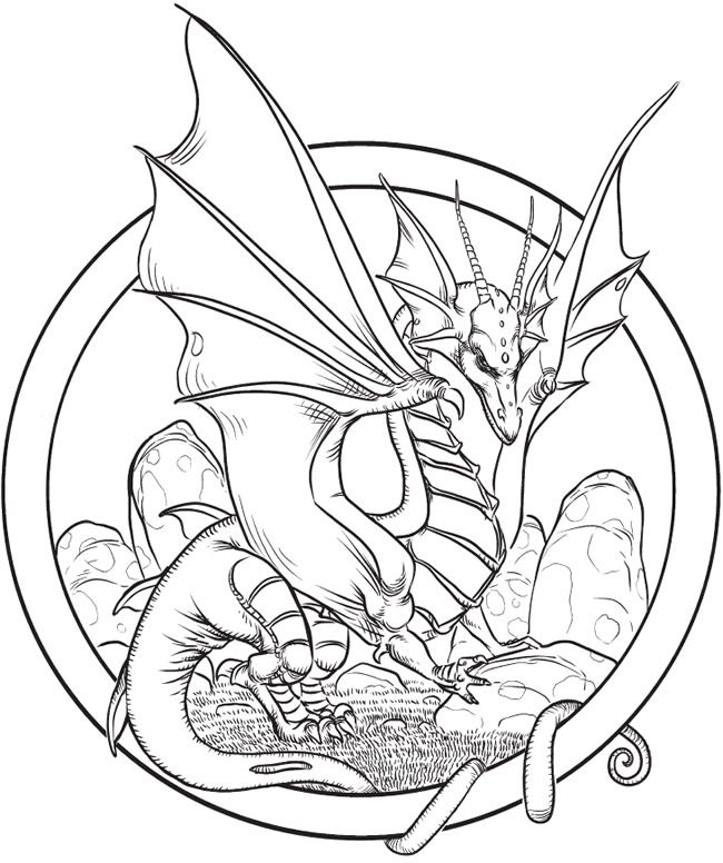 650x776 Welcome To Dover Publications From Creative Haven Fantastical