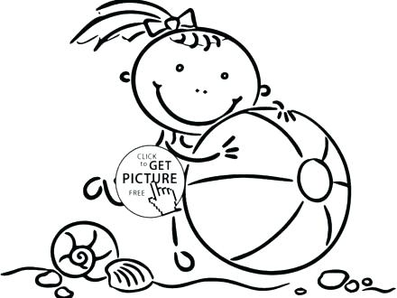 440x330 Ball Coloring Pages Soccer Ball Coloring Pages Dragon Ball