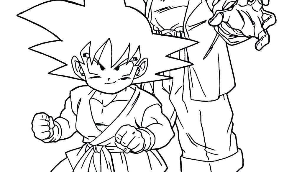 Dragon Ball Gt Coloring Pages at GetDrawings.com | Free for ...